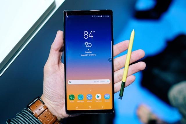 """Samsung đã biến Galaxy Note9 thành """"chiếc công tắc"""" kết nối cuộc sống như thế nào? - 1"""