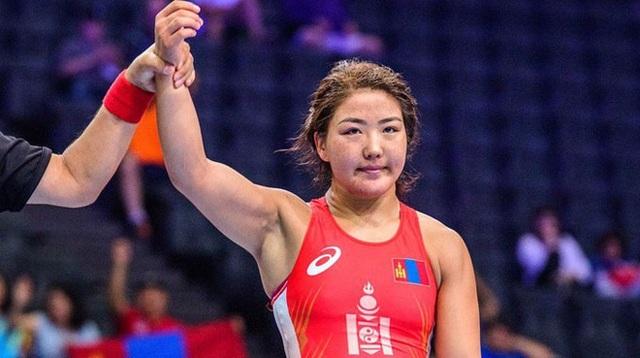 VĐV người Mông Cổ, Orkhon Purevdorj bị tước huy chương vàng