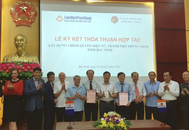 Bắc Ninh hợp tác xây dựng chính quyền điện tử và thành phố thông minh - 1