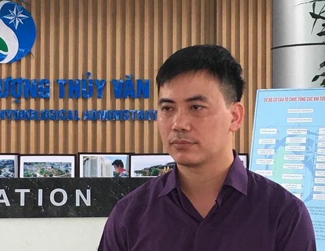 Ông Nguyễn Văn Hưởng.