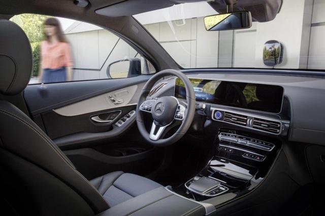 Mercedes-Benz EQC - Phiên bản chạy điện của GLC - 12