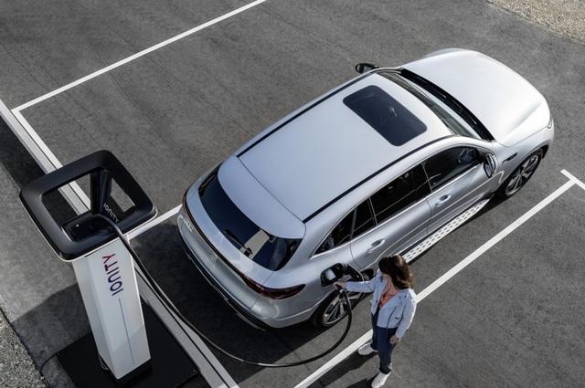 Mercedes-Benz EQC - Phiên bản chạy điện của GLC - 11