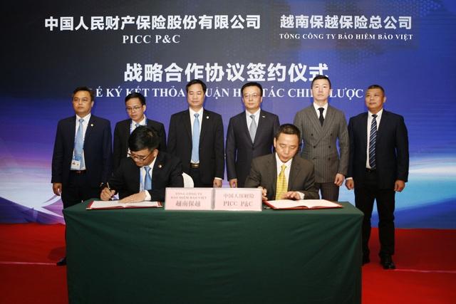 Bảo hiểm Bảo Việt ký kết hợp tác phát triển hoạt động bảo hiểm thương mại cùng các tổ chức quốc tế - 1