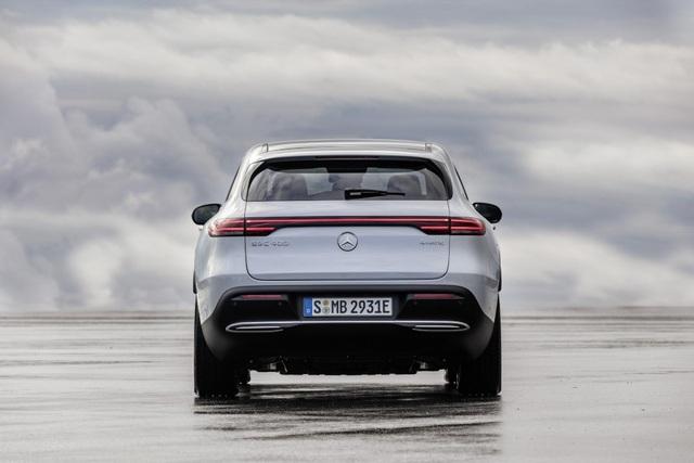 Mercedes-Benz EQC - Phiên bản chạy điện của GLC - 10
