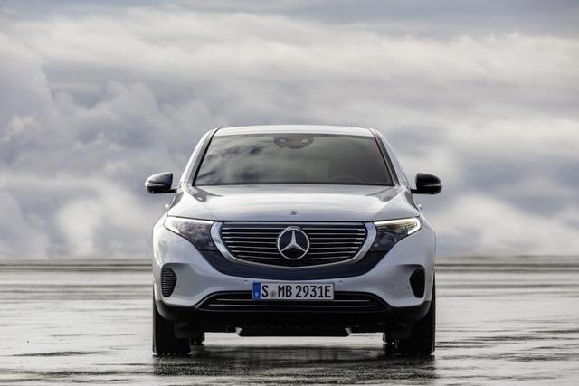 Mercedes-Benz EQC - Phiên bản chạy điện của GLC - 7