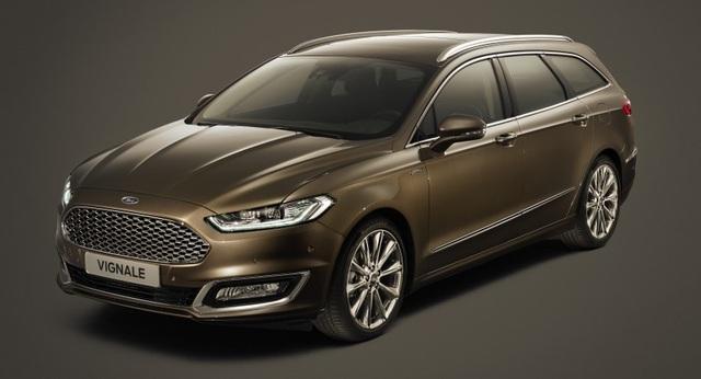 Gặp khó ở châu Âu, Ford rũ bỏ Mondeo - 1