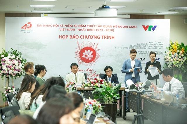 Hình ảnh tại buổi họp báo chiều ngày 8/9 tại Hà Nội.