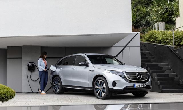 Mercedes-Benz EQC - Phiên bản chạy điện của GLC - 2
