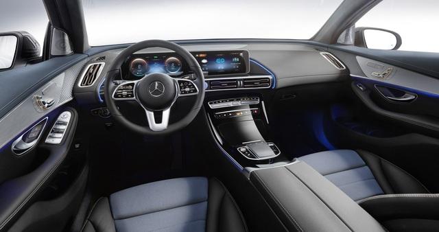 Mercedes-Benz EQC - Phiên bản chạy điện của GLC - 3