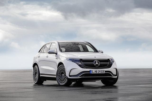 Mercedes-Benz EQC - Phiên bản chạy điện của GLC - 4