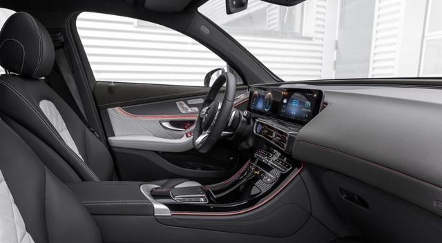 Mercedes-Benz EQC - Phiên bản chạy điện của GLC - 5