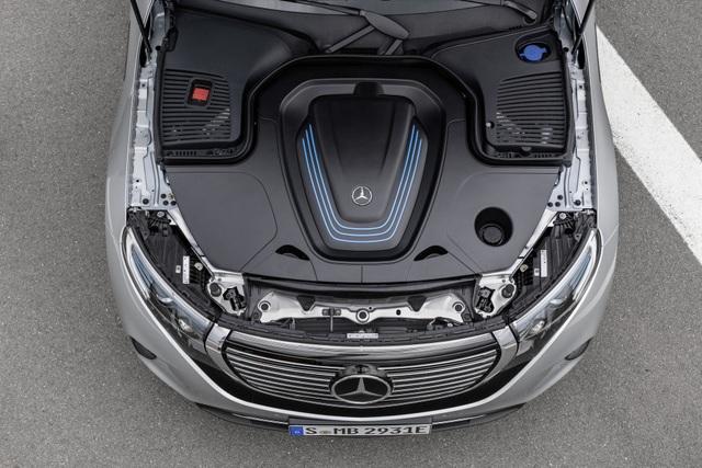 Mercedes-Benz EQC - Phiên bản chạy điện của GLC - 6