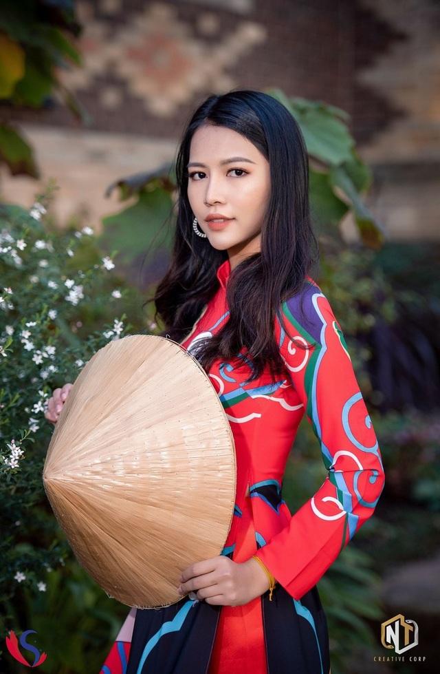 Thiếu nữ xinh đẹp đọ sắc tại cuộc thi Hoa khôi du học sinh Việt tại Úc - 4