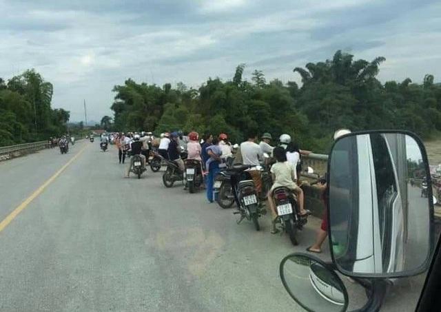 Khu vực cầu Sông Mãng (thuộc phường Đề Thám, TP Cao Bằng), nơi hung thủ sát hại vợ mang xác đến phi tang (Ảnh: FB)