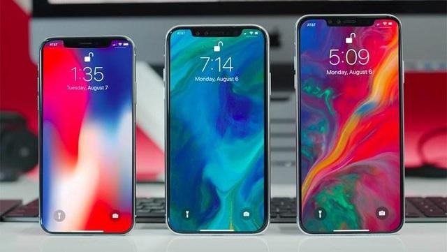 Sẽ có ít nhất 3 phiên bản iPhone mới được trình làng trong năm nay?