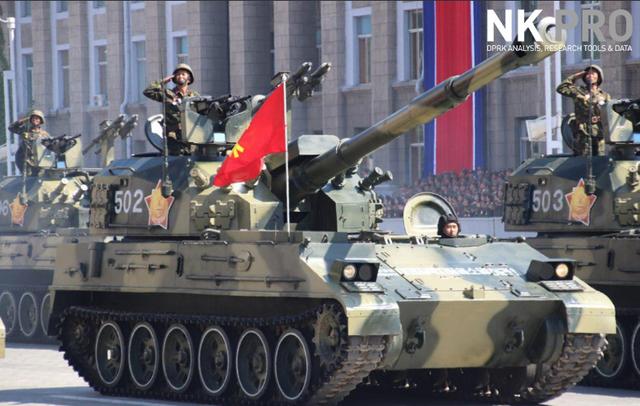 Cận cảnh kíp lái xe tăng của quân đội Triều Tiên. (Ảnh: NK Pro)