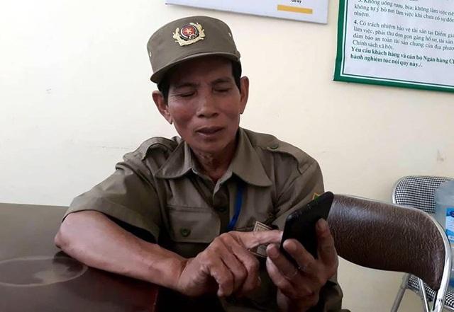 Ông Đỗ Văn Yên (SN 1944, phường Kim Liên, Đống Đa, Hà Nội)