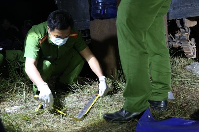 Cơ quan chức năng khám nghiệm hiện trường vụ tranh chấp đất khiến 8 người thương vong tại Ea Súp xảy ra vào tháng 12/2017