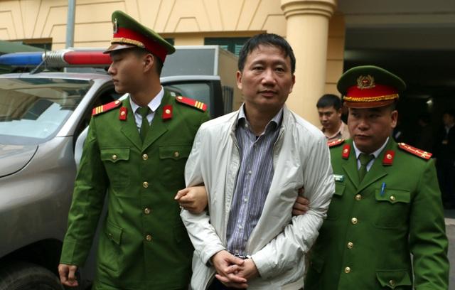 Bị cáo Trịnh Xuân Thanh được xác định giữ vai trò quyết định trong việc chỉ đạo điều hành PVC ký kết Hợp đồng EPC số 3.