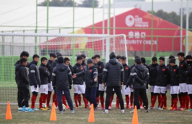 HLV Park Hang Seo đã có tính toán nhất định trước trận gặp Australia