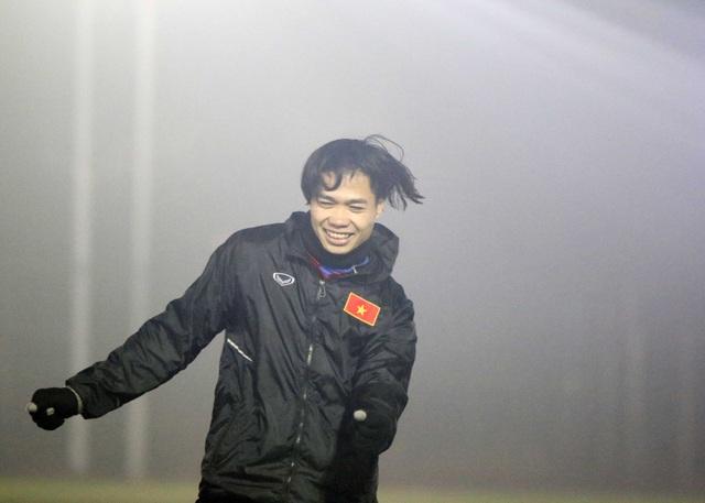 U23 Việt Nam khốn khổ vì sân tập trước trận gặp U23 Syria - 7