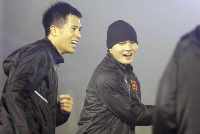 U23 Việt Nam khốn khổ vì sân tập trước trận gặp U23 Syria - 4