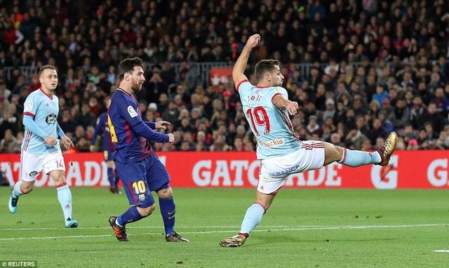Ngoài Barcelona, 7 CLB giành quyền vào tứ kết Cúp Nhà vua là Real Madrid, Valencia, Atletico, Sevilla, Espanyol, Leganes, Alaves