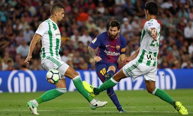 Messi vẫn là nhân tố quan trọng nhất của Barcelona lúc này
