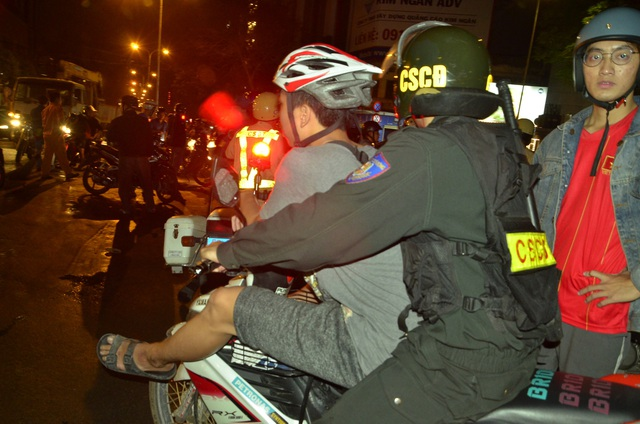 Tạm giữ 186 phương tiện sau chiến thắng của U23 Việt Nam - 2
