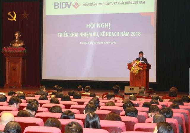 BIDV có một năm đạt nhiều kết quả kinh doanh ấn tượng