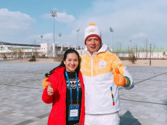 Bình Minh đưa vợ qua Hàn ngắm tuyết sau scandal với Trương Quỳnh Anh - 8