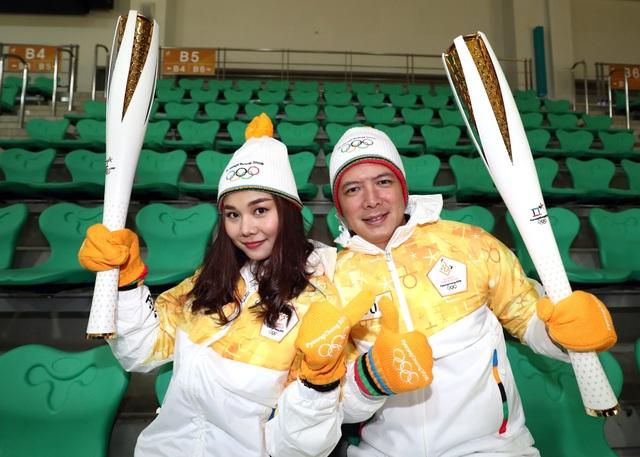 Bình Minh đưa vợ qua Hàn ngắm tuyết sau scandal với Trương Quỳnh Anh - 11