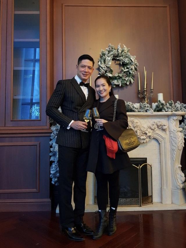 Bình Minh đưa vợ qua Hàn ngắm tuyết sau scandal với Trương Quỳnh Anh - 6