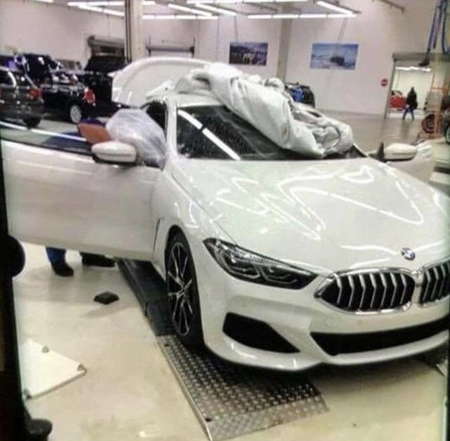 BMW 8-Series đã sẵn sàng ra mắt - 1