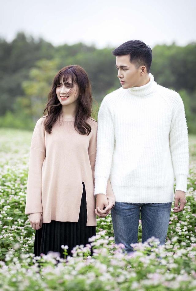 """Bộ ảnh kỷ niệm 365 ngày yêu của cặp đôi """"trai xinh gái đẹp"""" xứ Nghệ - 2"""