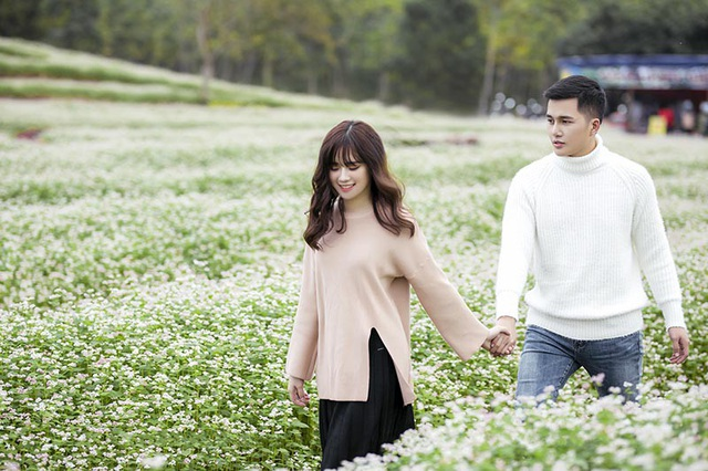 """Bộ ảnh kỷ niệm 365 ngày yêu của cặp đôi """"trai xinh gái đẹp"""" xứ Nghệ - 9"""