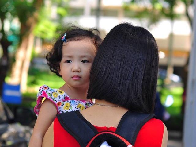 Nét cườibé gái 5 tuổi, nhìn không thể không yêu - 12