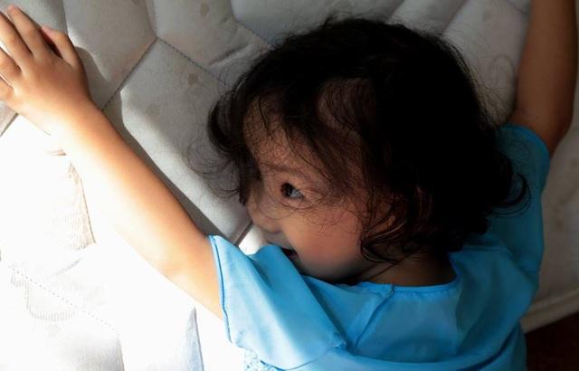 Nét cườibé gái 5 tuổi, nhìn không thể không yêu - 4