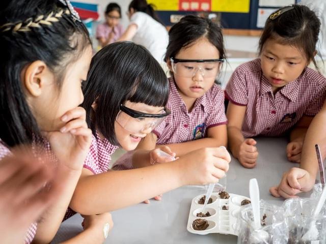 Học sinh Trường Quốc tế Anh BIS Hà Nội.