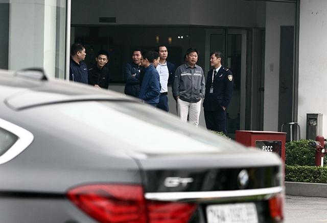 Các nhân viên của BMW/MINI hiện đang rất sốt ruột với công việc tương lai tại đây, khi Thaco chính thức tiếp quản.