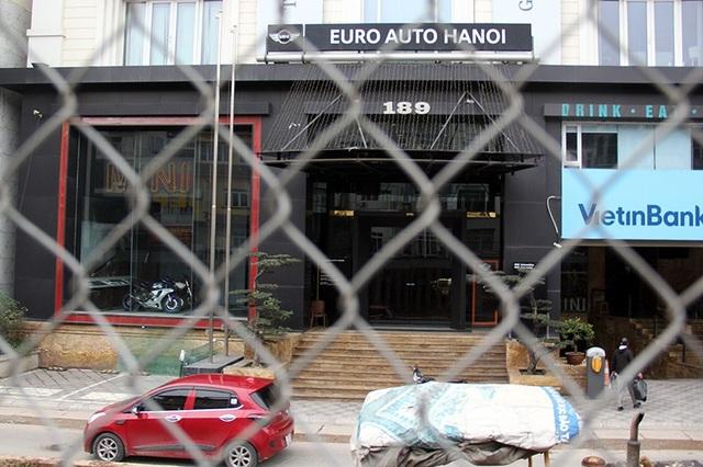 Cái tên Euro Auto cũng chính thức bị xoá sổ khi đang vướng vào vụ án kinh tế.