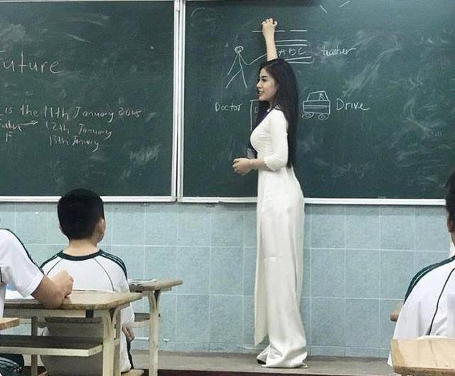 Cô là Thanh Nhàn, sinh năm 1995