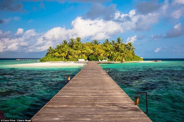 Coco Prive hiện là một trong những khu nghỉ dưỡng xa xỉ sang trọng bậc nhất thế giới hiện nay