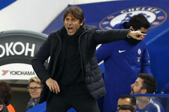 HLV Conte có khả năng rời Chelsea vào cuối mùa