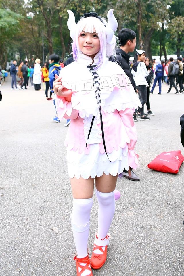 Ngắm nhìn bạn trẻ diễn cosplay độc đáo tại lễ hội Nhật Bản - 11