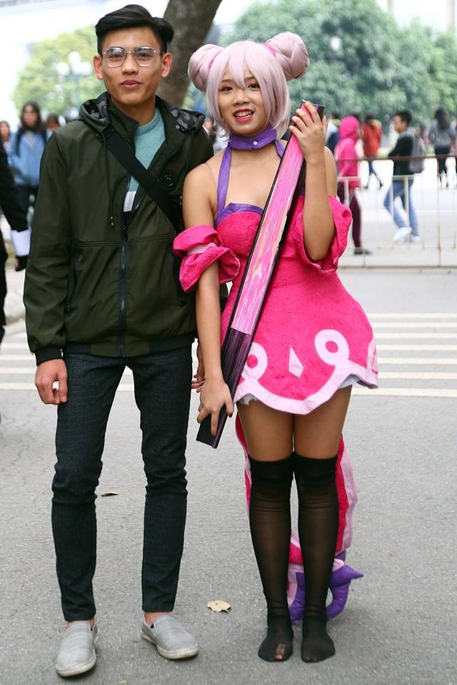 Ngắm nhìn bạn trẻ diễn cosplay độc đáo tại lễ hội Nhật Bản - 13