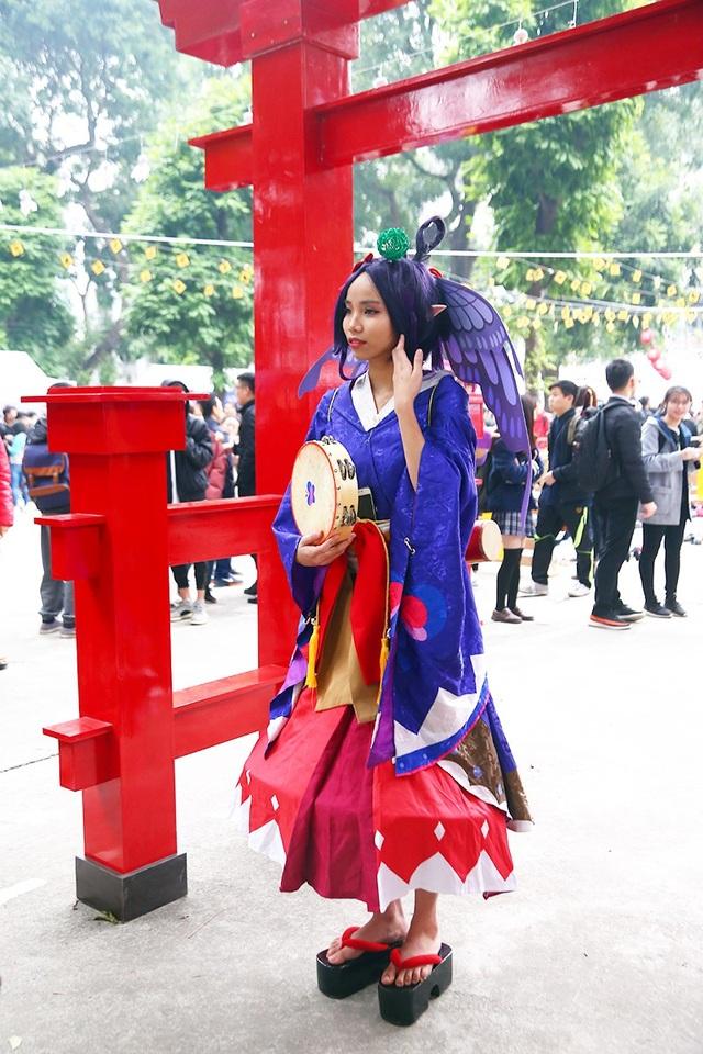 Ngắm nhìn bạn trẻ diễn cosplay độc đáo tại lễ hội Nhật Bản - 7