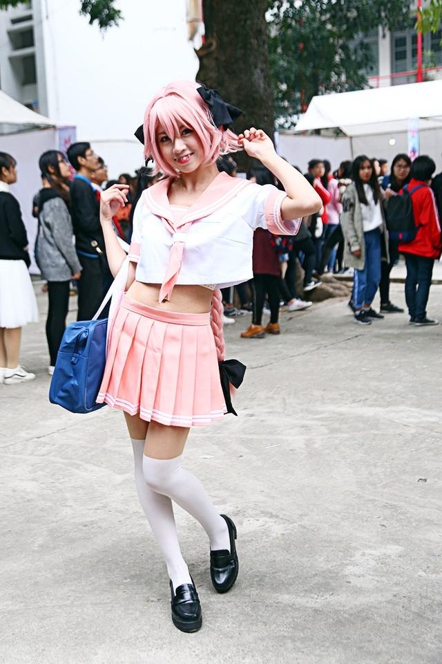 Ngắm nhìn bạn trẻ diễn cosplay độc đáo tại lễ hội Nhật Bản - 9