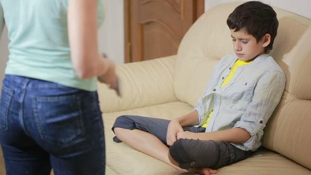 Những hành vi cho thấy trẻ đang lo lắng - 3