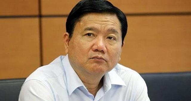 """Ông Đinh La Thăng bị truy tố về tội """"Cố ý làm trái quy định của Nhà nước về quản lý kinh tế gây hậu quả nghiêm trọng""""."""